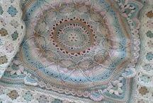 Crochet Sophie's mandala