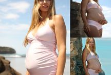 Maternity Swimwear / Beach Bellies; creator of the convertible Tankini Bikini, allows you to convert the swimwear in 3 simple ways; as a bikini, a tankini or bikini and skirt. This unique patented design gives you the option to cover up or show off your bump as little or as much as you like... not just limited to pregnancy, as the swimwear can be continually converted to suit your mood and body shape