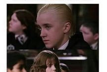 Drago and Hermione