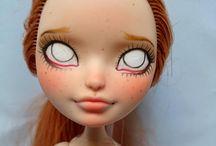 Dolls repaint