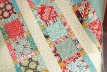 Quilting, Sewing and Fabric / by Tonya Ziese