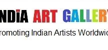 India Art Gallery / Online Exhibition of Creative Works by Artists, Sculptors and Photographers in India - Buy Genuine works of Art directly from Artists at India Art Gallery - http://indiaartgallery.in/