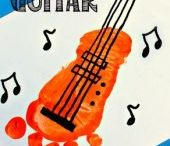 Musical instruments craft idea / This page has a lot of free Musical instruments craft idea for kids,parents and preschool teachers.
