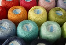 Hand Knitting. / A selection of hand knitting yarns available on our website www.wools.co.uk