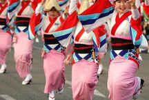 Le Japon en été / L'été est la saison des festivals au Japon. Découvrez toutes les activités de la saison.