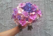 Sara / Blomster laget av Sara