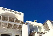 Rocabella Mykonos Attrax Construction / #attrax #rocabellamykonos #construction #greece #summer #architecture #cycladic #design #interiordesign #buildings #aesthetic @attraxgroup