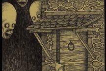 Art Concept - Demonio cara de tula