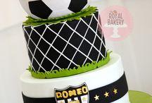 Fooßball cake