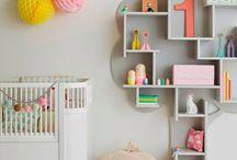 Babymeisje / Kinderkamer