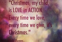 Christmas Quotes / It's time to celebrate Christmas! These quotes will warm your heart.