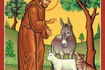 Saint Francis Day: October 4