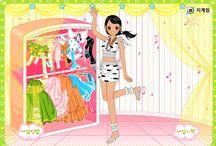 العاب تلبيس بنات / http://www.sbanate.com/ أجمل  العاب تلبيس بنات موجودة هنا في هاته الصور الجميلة   / by sbanate al3abe