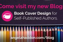 Angela's Book Cover Design Blog