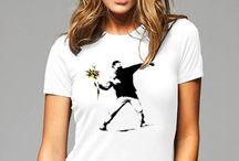 T-Shirt Banksy