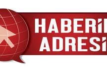 Haberin Adresi / Türkiye'de haberin adresi. Haberler, son dakika, güncel, spor, magazin, ekonomi, gazeteler, yerel haber, internet haber ve makaleleri haberin adresinde. http://www.haberinadresi.com/