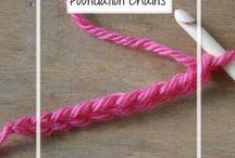 Crochet Tutorials / My crochet tutorials on www.leoniemorgan.com
