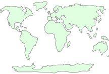 world stencil