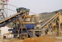 sand making machine / Vertical shaft impact crusher is widely used in all kinds of minerals. It provides the high quality sand and crushed stone aggregate to the high-speed railroad, high-rise construction, municipal