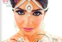 South Asian Bride Features
