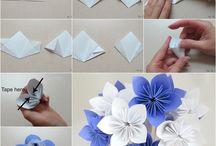 Papier - dekoracie