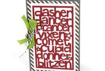 Christmas Card Idea's