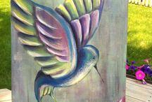 Kolibris biggi