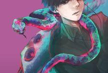 Urie | Tokyo ghoul