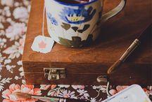 Tea Time / by Nadia Raad
