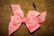 Bows / by Delaine Gilden