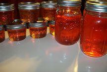 Canning, freezer, drying