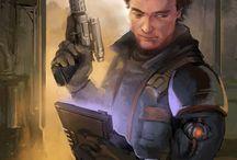 SWRPG Characters - Correlian