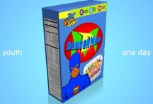 DangerMan Cereal