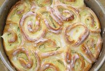 Puddingschnecken Kuchen