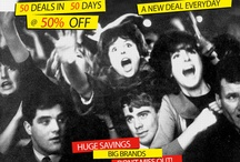 50 Deals in 50 Days! / Each day is a new deal with 50% off for Co-op Members for that day only!