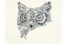 I ware my art on my sleeve  / by Noah & Randalyn Martin