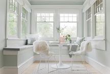Spaces / A collection of warm inviting rooms
