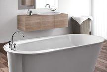 Wanny / Bathtubes / Posiadamy szeroki wybór wanien zarówno wolnostojących jak i do zabudowy.