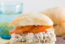 Sandwichs / by Kathleen Hinton Thompson