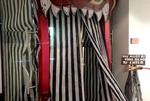 Dark Carnival Themed Party