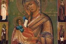 Antique Religious Icons