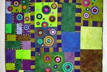 Art -- Quilts and Textiles / by Estie Stoll