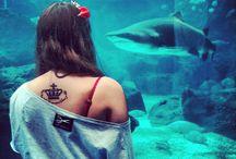 Human Canvas / Tattoo, inked