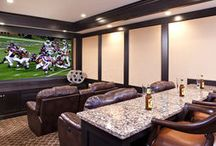 Super Bowl Inspired Rooms