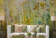 Living Room / by Vicki Louise Smith