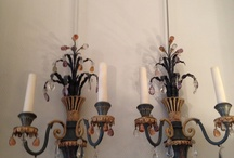Sconces/lanterns