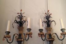 Sconces/lanterns