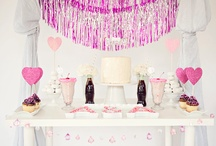 Created by Darling and Daisy / Sweet displays, florals, crafting and art by The Party Parade