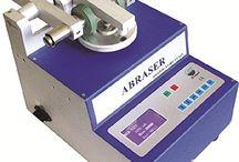 Abrasion Tester abraser Rotational Abrasion Tester