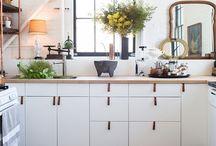 Kitchen Ideas / Fbg Poissonnière